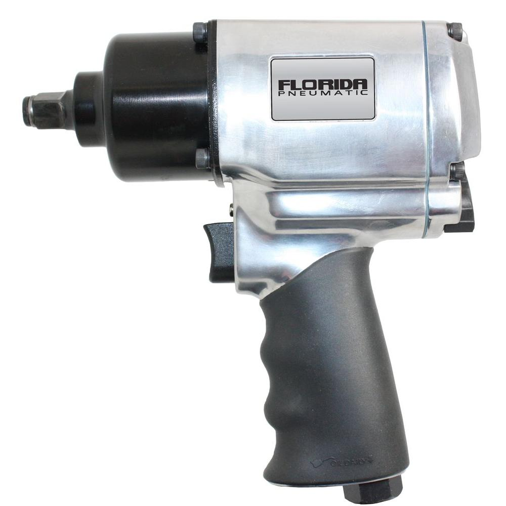 Florida Pneumatic 1/2 in. Aluminum and Steel Impact Wrench