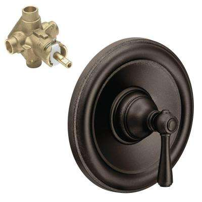 Kingsley 1-Handle PosiTemp Valve Trim Kit with Valve in Oil Rubbed Bronze