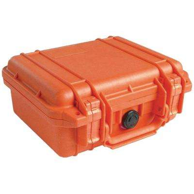 10.1 in. Protector Tool Case with Pick N Pluck Foam in Orange