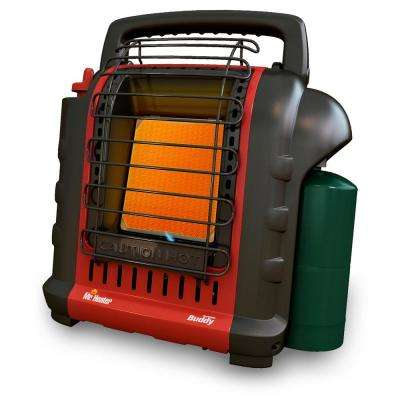 9,000 BTU Radiant Propane Heater (Massachusetts/Canada) Version
