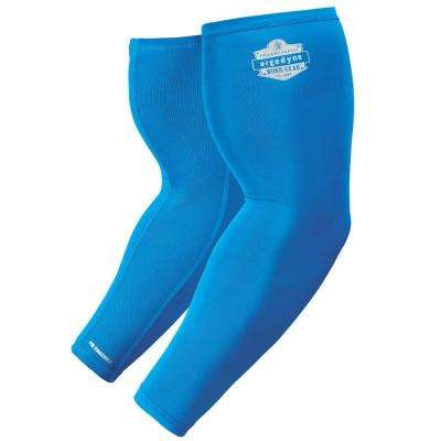Chill-Its Medium Blue Cooling Arm Sleeves
