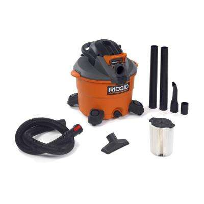 12 gal. 5.0-Peak HP Wet Dry Vac with Detachable Blower