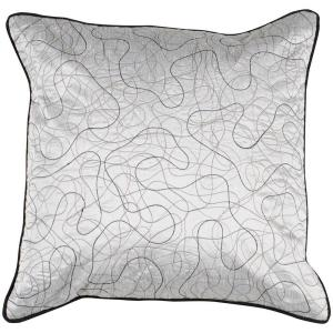 Artistic Weavers LinesA 22 inch x 22 inch Decorative Down Pillow by Artistic Weavers