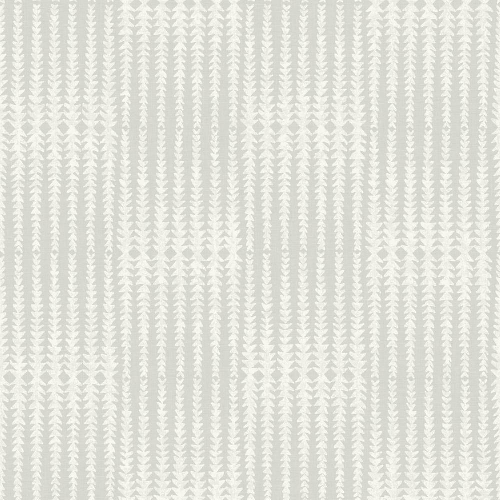 MagnoliaHomebyJoannaGaines Magnolia Home by Joanna Gaines 34 sq ft Magnolia Home Vantage Point Peel and Stick Wallpaper, Grey