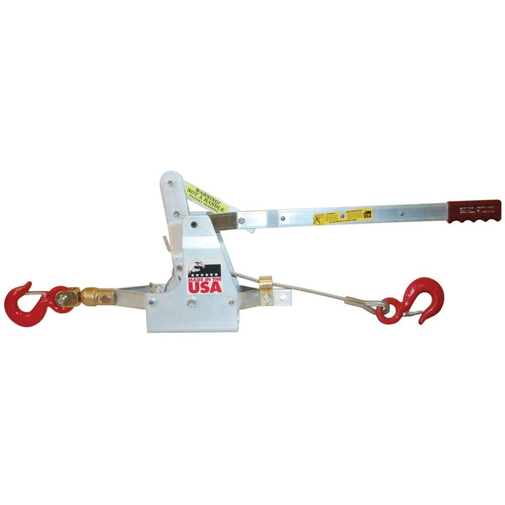 3 Ton Cable Puller, Metallics