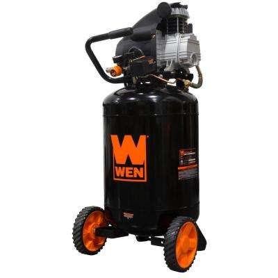 20 Gal Oil Lubricated Portable Vertical Air Compressor