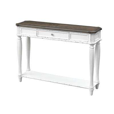 Cottage Row 1-Drawer Console Table