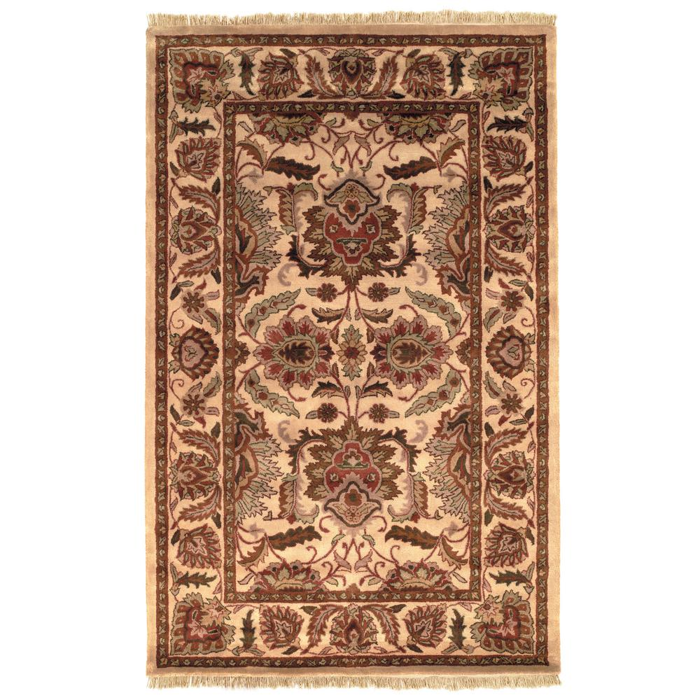 Classic Cream 5 ft. x 8 ft. Area Rug