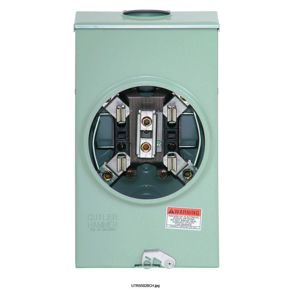 150 Amp Single Meter Socket