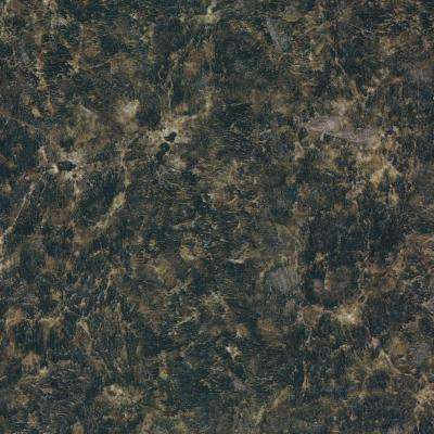 5 ft. x 12 ft. Laminate Sheet in Labrador Granite with Premiumfx Etchings Finish