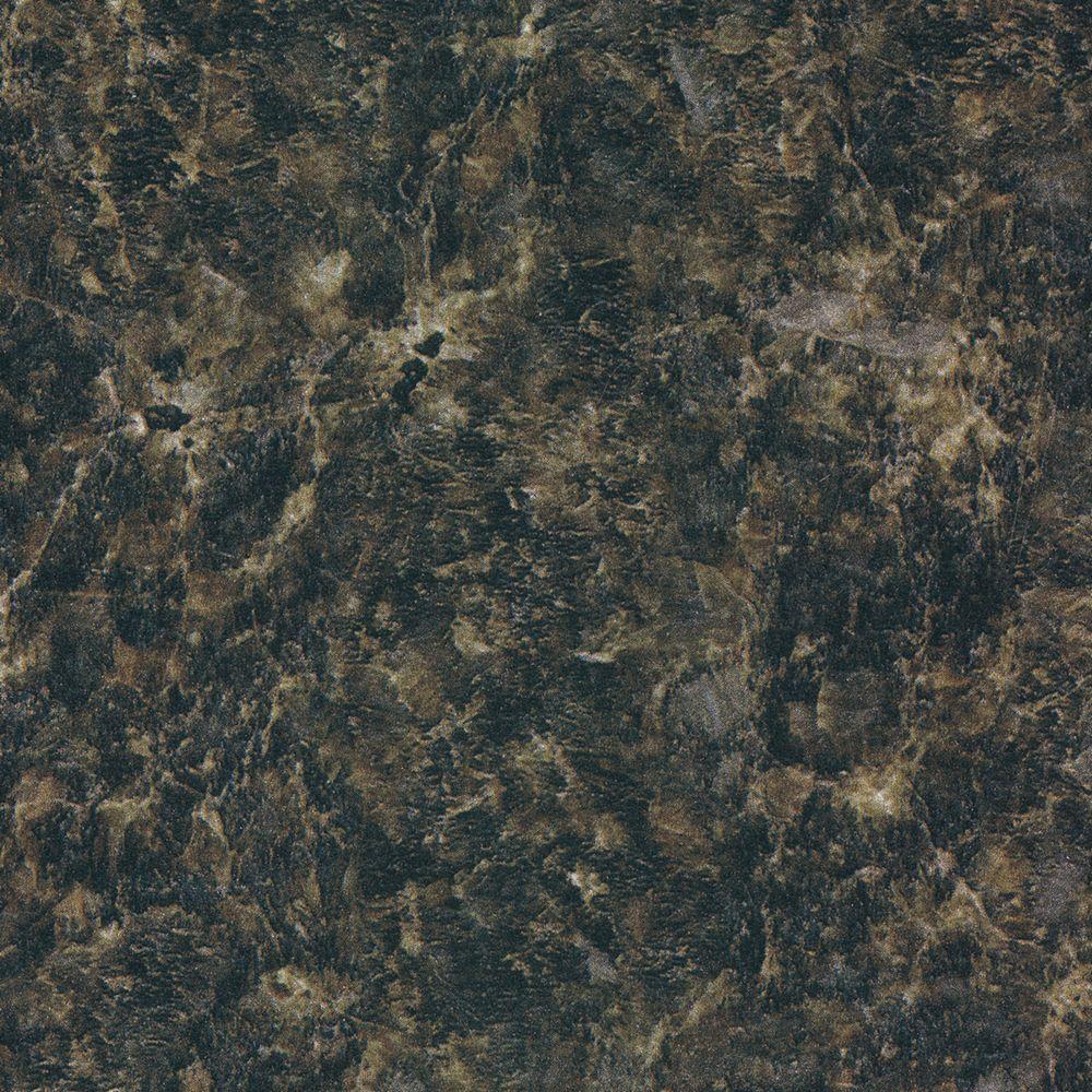 5 in. x 7 in. Laminate Countertop Sample in Labrador Granite with Premiumfx Etchings Finish