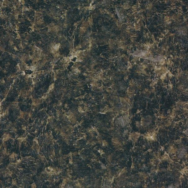 5 in. x 7 in. Laminate Countertop Sample in Labrador Granite with Premiumfx Etchings Finish