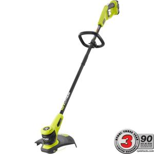 Ryobi ONE+ 18-Volt Lithium-Ion Electric Cordless String Trimmer 2.0 Ah Battery and Charger Included by Ryobi
