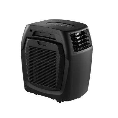 14,000 BTU Portable Air Conditioner and Heater Covers 700 sq. ft. of Cooling and Heating Space With Dehumidifier
