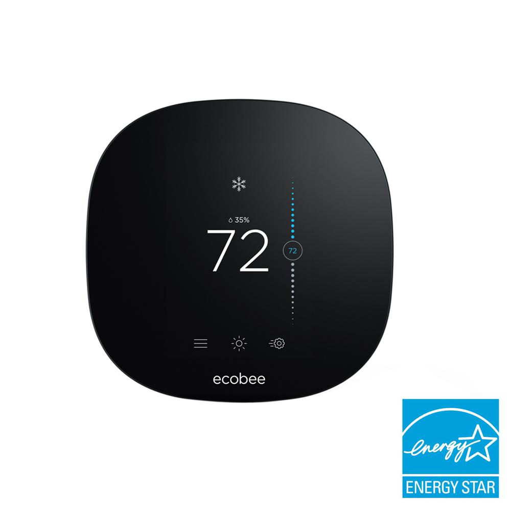 3 lite - 7 Day Programmable Smart Thermostat with Touchscreen