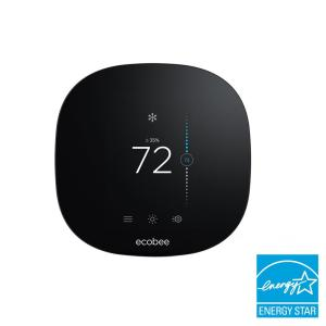 Ecobee 3 Lite 7-Day Programmable Smart Thermostat