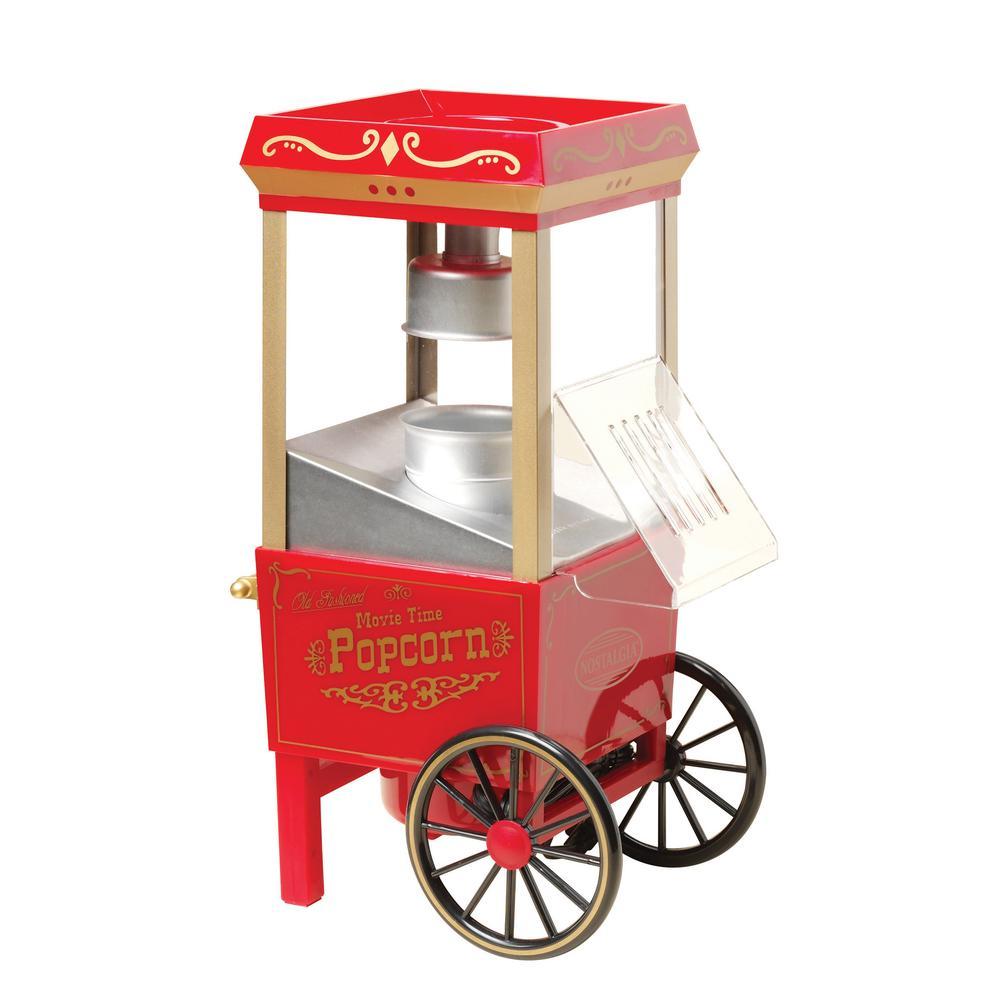 Nostalgia Vintage Hot Air Popcorn Maker