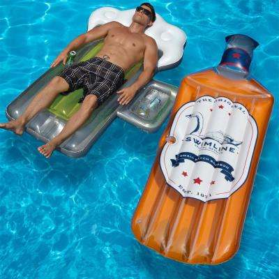 Bourbon Float and Beer Mug Float Combo Pack Pool Float