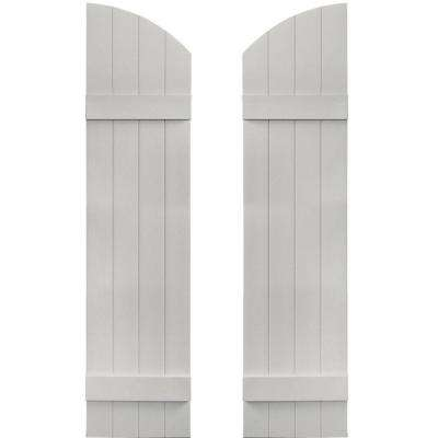 Board N Batten Shutters Pair, 4