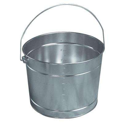 5-Qt. Metal Pail (Pack of 3)