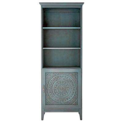 blue linen cabinets bathroom cabinets storage the home depot rh homedepot com