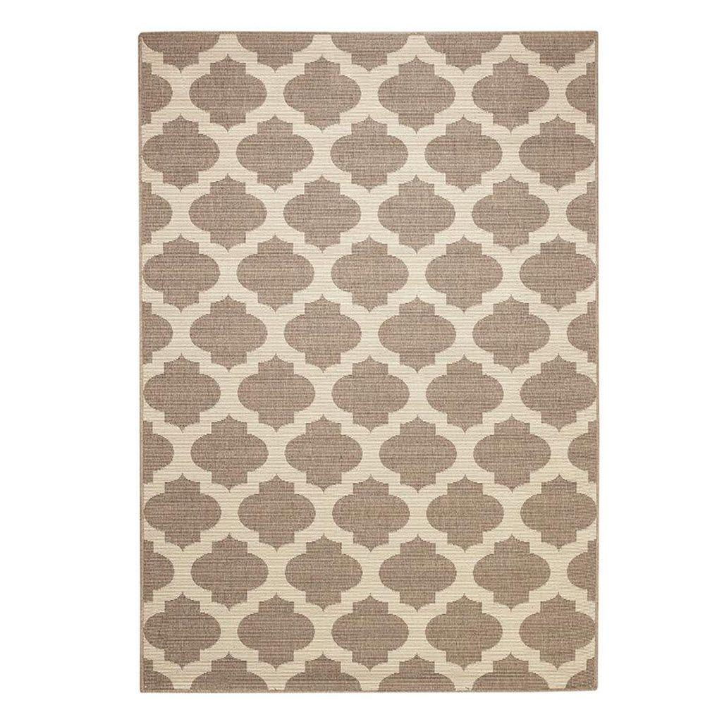 Home Decorators Collection Ciudad Beige/Natural 2 ft. 3 in. x 4 ft. 6 in. Area Rug