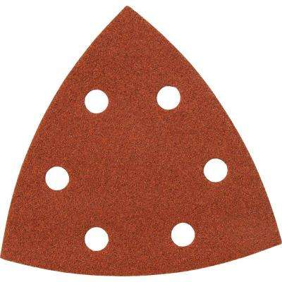 Assortment Sandpaper (10-Pack) for Oscillating Multi Tools