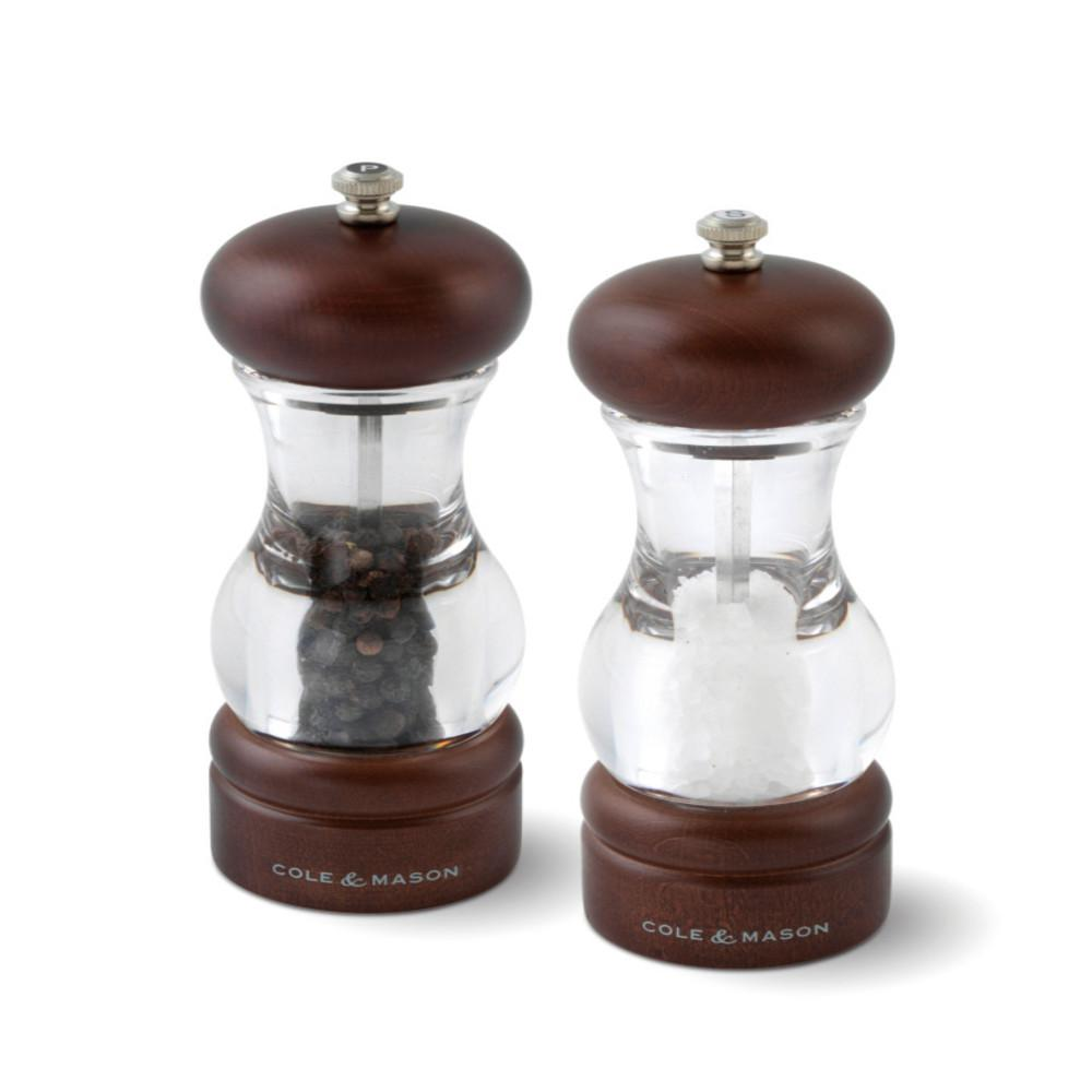 105 Forest Salt and Pepper Mill Gift Set with Refills