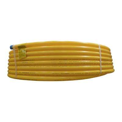 1 in. IPS x 500 ft. DR 11 Underground Yellow Polyethylene Gas Pipe