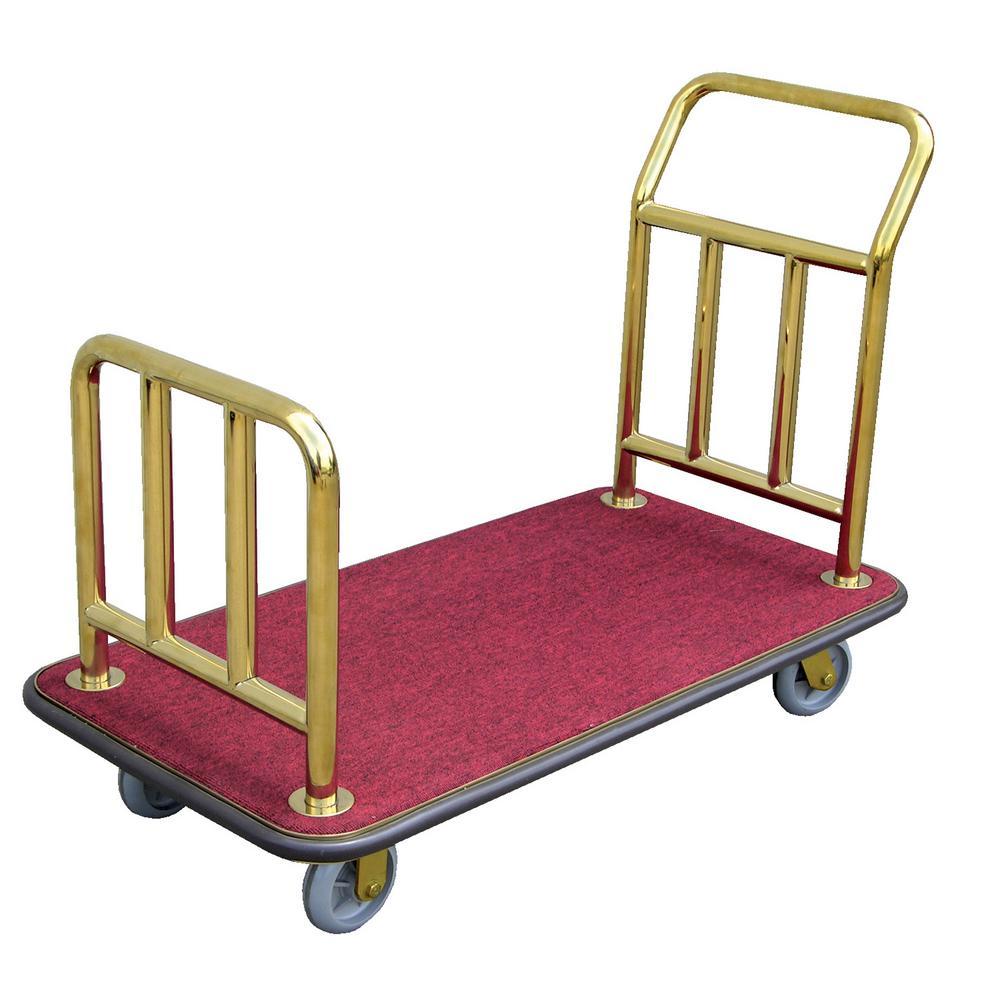 600 lb. Capacity Deluxe Platform Cart