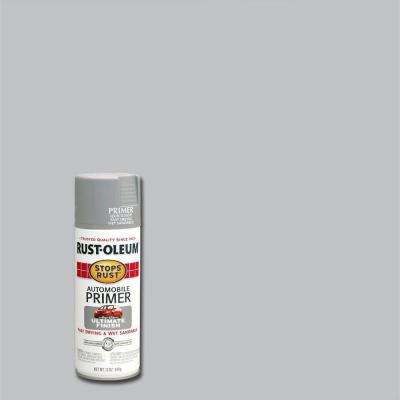 12 oz. Flat Light Gray Automotive Primer Spray