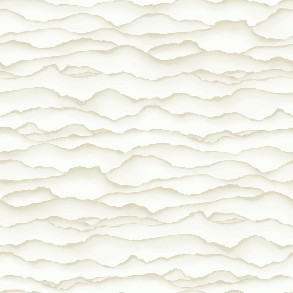 Singed Vinyl Peelable Wallpaper (Covers 28.18 sq. ft.)