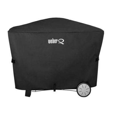 Q 200/2000/300/3000 with Rolling Cart Gas Grill Cover