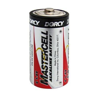 Master Cell Long-Lasting C-Cell Alkaline Manganese Battery (2-Pack)