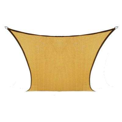 Coolhaven 12 ft. x 12 ft. Sahara Square Shade Sail