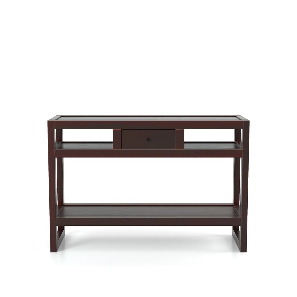 Timothy Espresso Sofa Table