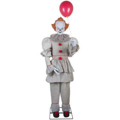 6 ft. Animated Pennywise