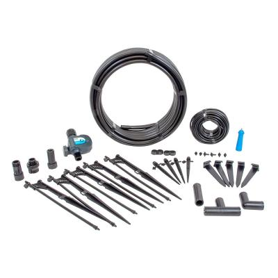 Automatic Micro Sprayer Watering Kit for Groundcovers, Borders and Under Plant Canopies