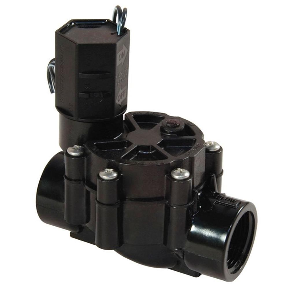 Rain Bird 1 In In Line Irrigation Valve Cp100 The Home