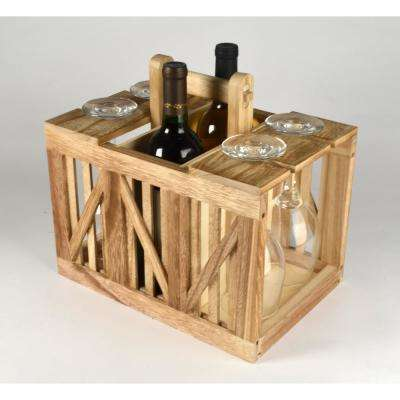 Mixology Wine Caddy