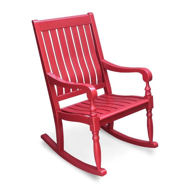 Wood Outdoor Rocking Chair Hd 130826 Rd