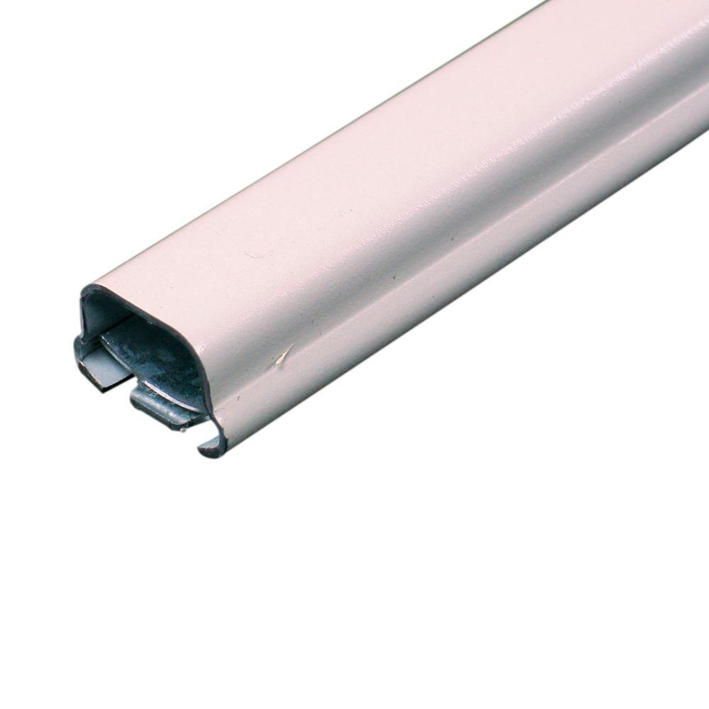Legrand Wiremold Ivory Metallic Raceway Channel 10 ft.-V500+ - The ...