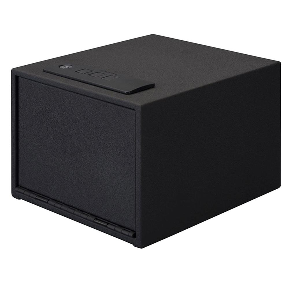 Stack-On 0.176 cu. ft. Steel Personal Safe with Quick Acc...