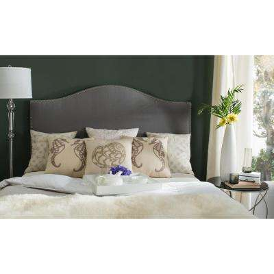 Connie Grey Queen Headboard