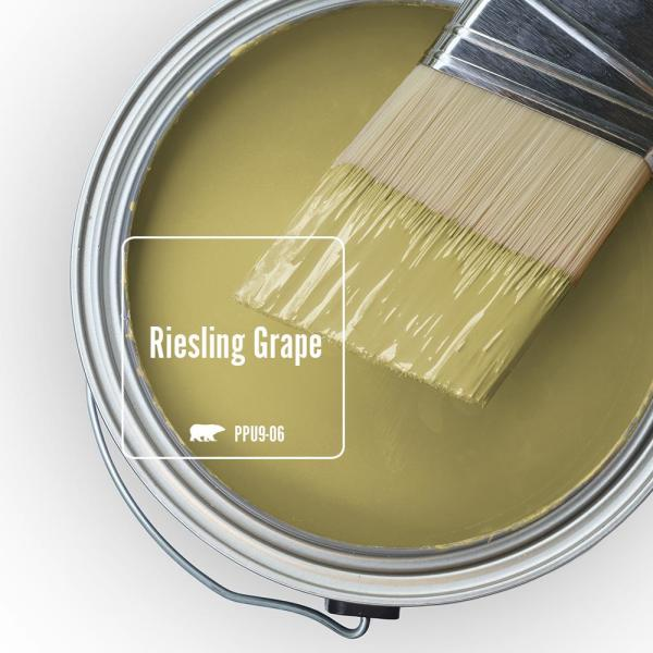 Reviews For Behr Premium Plus 1 Qt Ppu9 06 Riesling Grape Flat Low Odor Interior Paint And Primer In One 130004 The Home Depot