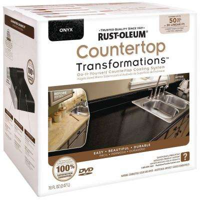 70 oz. Onyx Large Countertop Kit