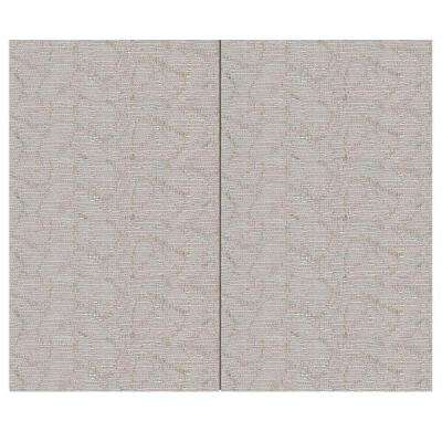 44 sq. ft. Welded Steel Fabric Covered Top Kit Wall Panel