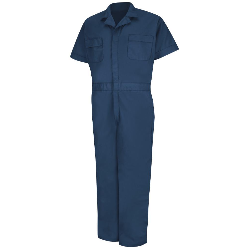 Men's Size 4XL Navy Speedsuit