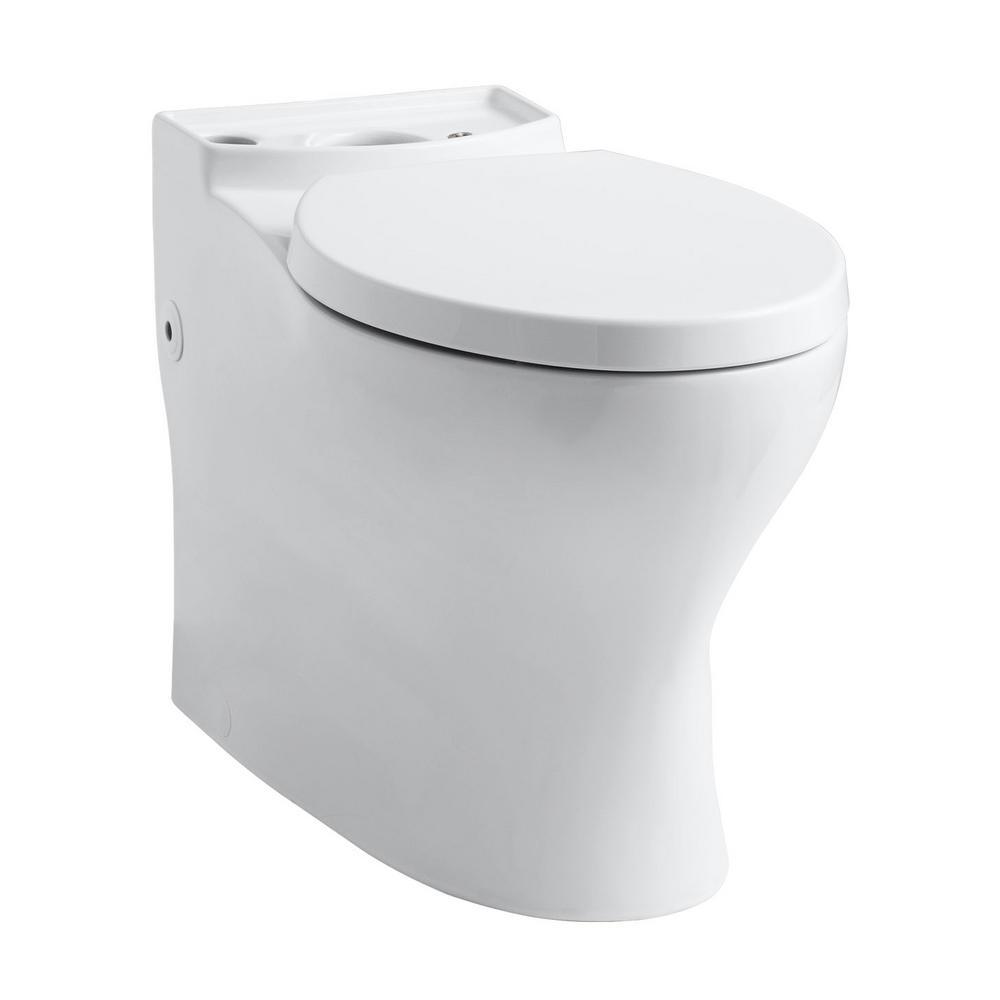Kohler Persuade Elongated Toilet Bowl Only in White