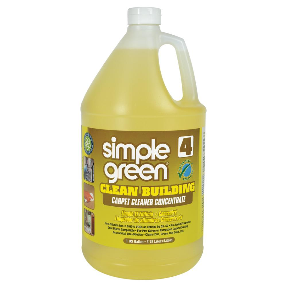 Simple Green 1 Gal. Clean Building Carpet Cleaner Concentrate